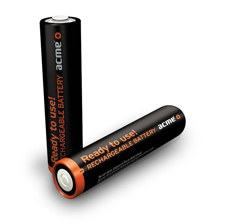 Baterije ACME punjive, alkalne AAA