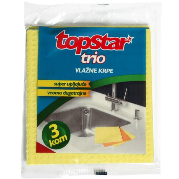 Top Star, trulex krpa, trio