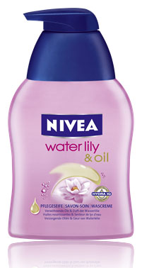 Nivea tečni sapun water lilly and oil, 250ml
