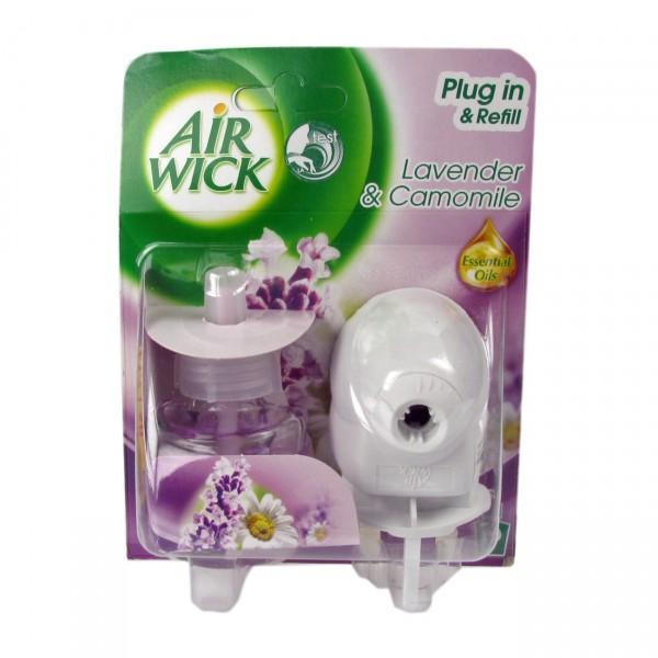 Airwick osvezivac,komplet,baza+refill