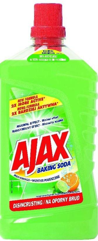Ajax baking soda, za ciscenje podova