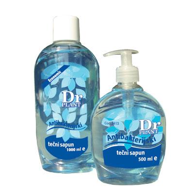 Dr Plant tečni sapun , refill, 1l