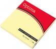 Post it OPTIMA 75x75, žuti, 100 listova