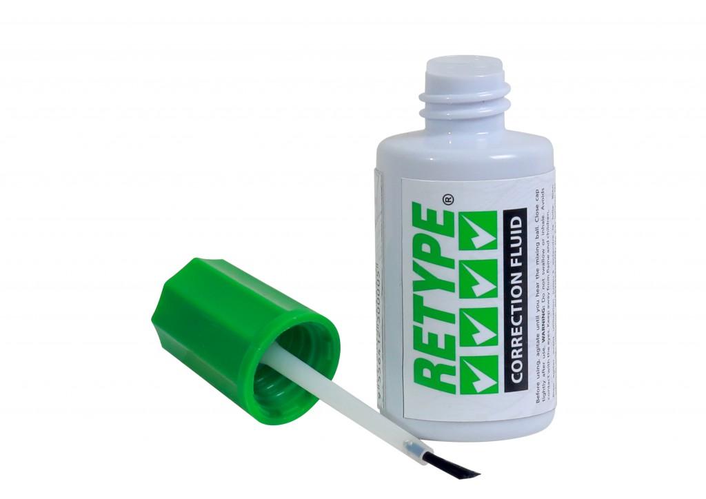 Korektor RETYPE tečni solvent