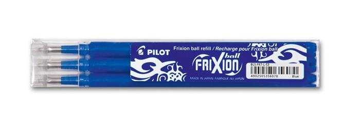 REFIL ZA PILOT FRIXION (CLICKER GEL) 0,7 MM, 1/3