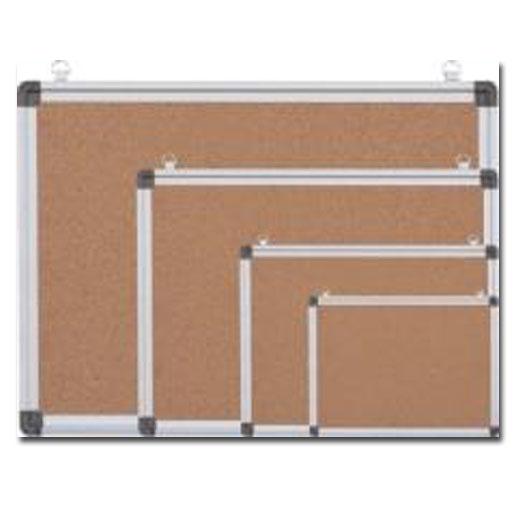 TABLA OD PLUTE OPTIMA ALUMIJUMSKI RAM 60X90 cm