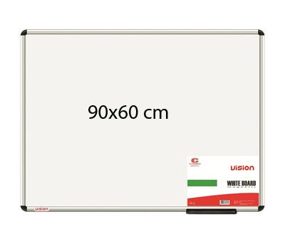 MAGNETNA BELA TABLA VISION 90x60cm