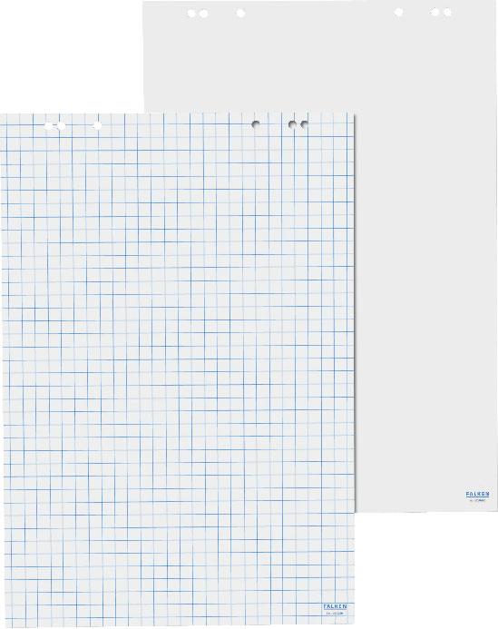 Papir za flip chart tablu, dimenzije 70 x100cm, 70 gr. BLANKO, 50 LISTOVA