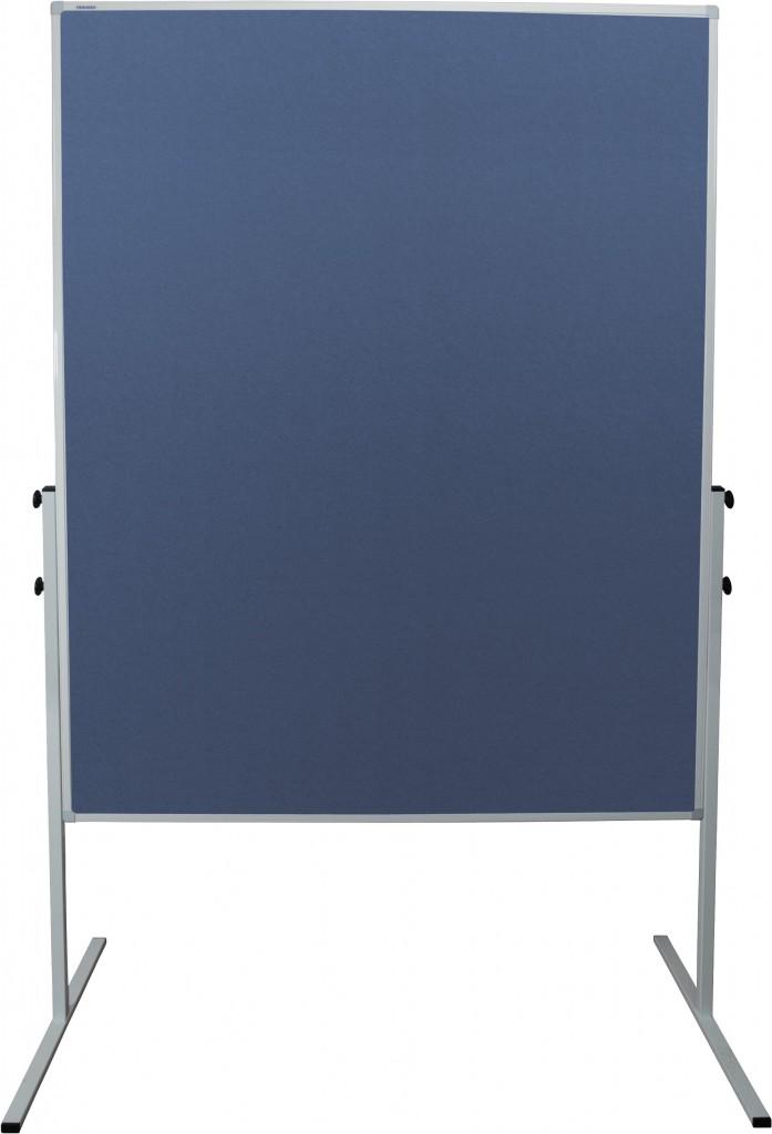 Tabla za moderaciju FRANKEN 150x120cm, plava