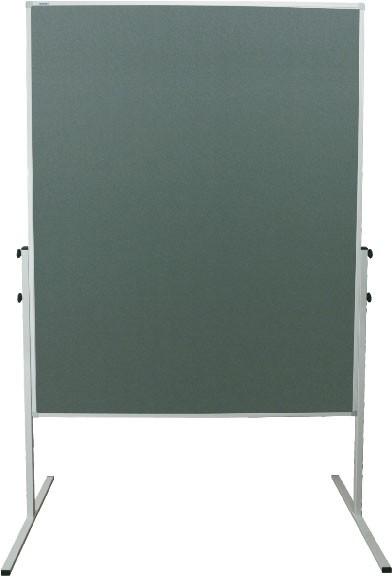 Tabla za moderaciju FRANKEN 150x120cm, siva