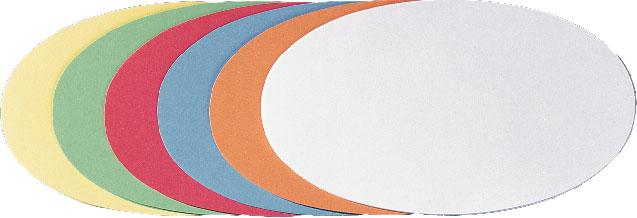 Kartoni za moderaciju FRANKEN ovalni 11x19cm