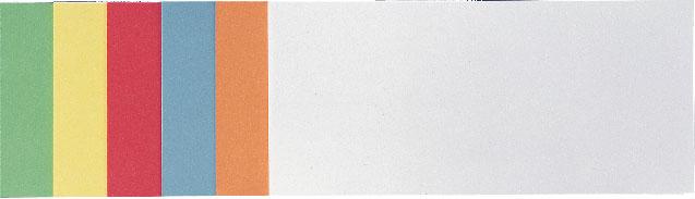Kartoni za moderaciju FRANKEN pravougaoni 9,5x 20,5cm