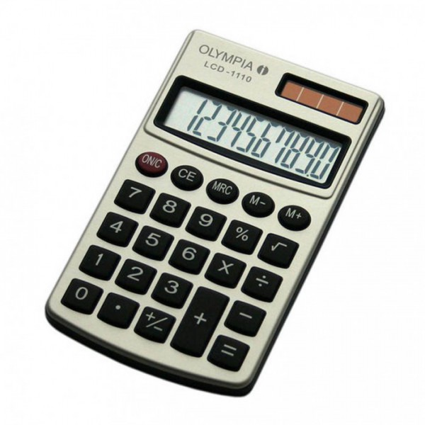 Kalkulator OLYMPIA LCD-1110