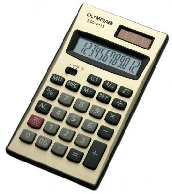 Kalkulator OLYMPIA LCD-2112