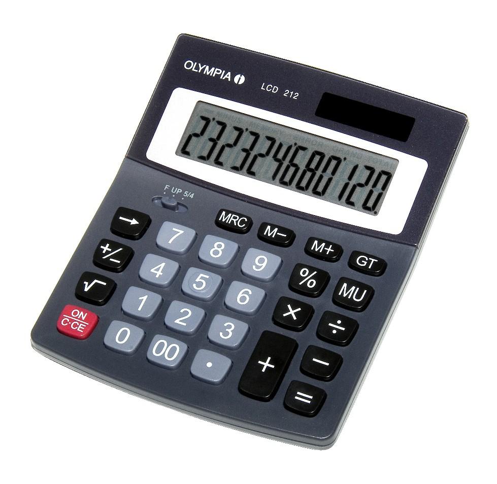 Kalkulator OLYMPIA LCD-212