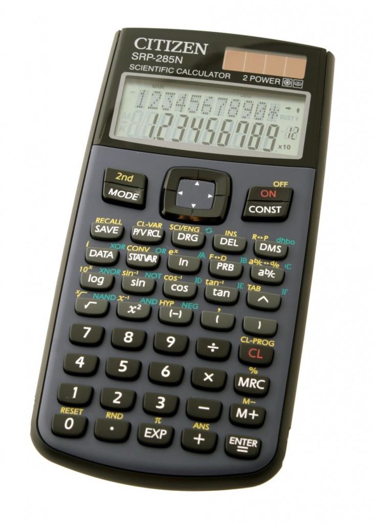Kalkulator tehnicki CITIZEN SRP 285N