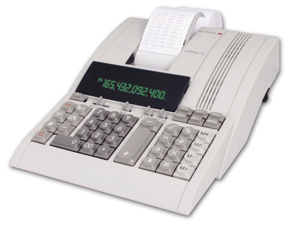 Računska mašina OLYMPIA CPD-5212E