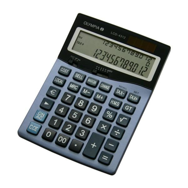Kalkulator OLYMPIA LCD-4312