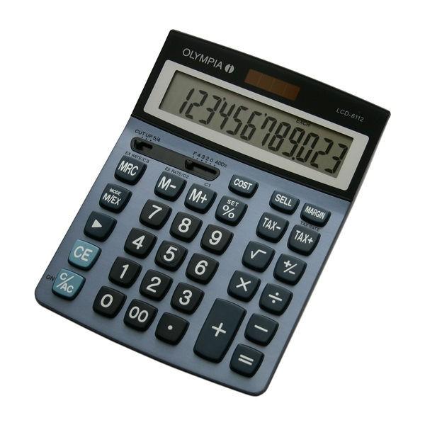 Kalkulator OLYMPIA LCD-6112