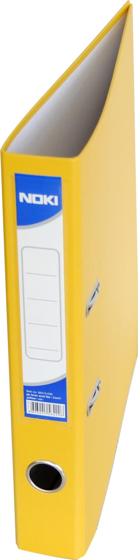 REGISTRATOR SAMOSTOJEĆI ,PP,50mm,žuti